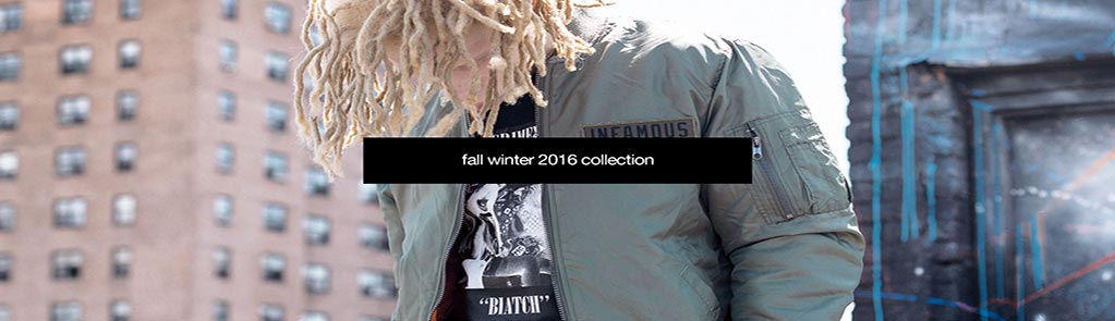 Grimey Fall Winter 16' Collection